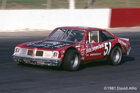 Hickory Speedway LMS