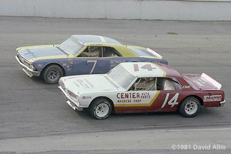 Kingsport International Speedway SS