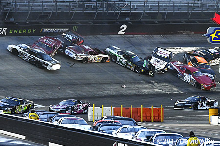 Bristol Motor Speedway 2017 The Big One Short Track US Nationals