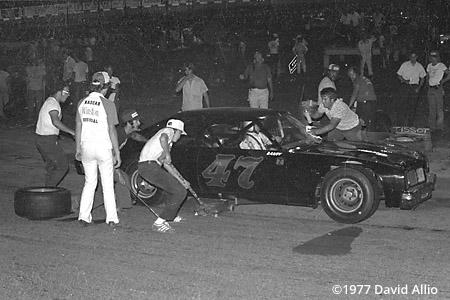 Nashville Fairgrounds 1977 Randy Tissot