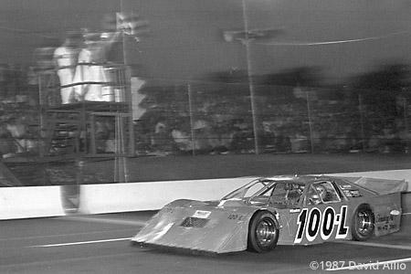 Jennerstown Speedway 1987 Steve Peles