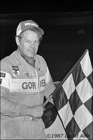 Holland Speedway 1987 Art Clark