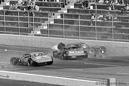 Martinsvilleswy 1982 Original Motorsports Photos From