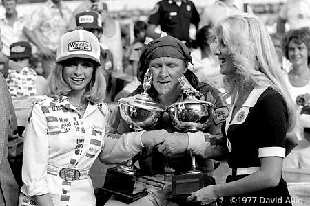 Martinsville Speedway 1977 Cale Yarborough