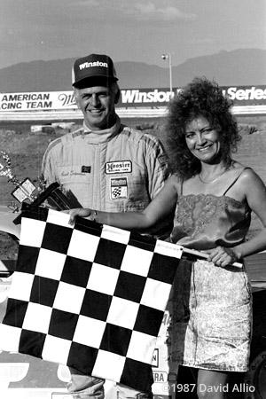 Raven Raceway 1987 Carl Trimmer