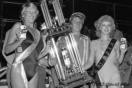 Log Cabin Raceway 1982 Donnie Moran