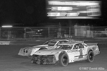 Watsonville Fairgrounds 1987 Ed Sans Steve Hendren