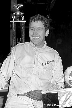Mountain Motor Speedway 1987 Paul Harris