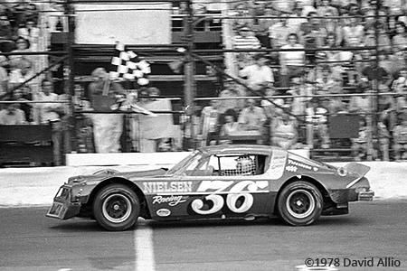 Louisville Motor Speedway 1978 Joe Shear