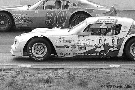 Louisville Fairgrounds 1978 Dick Trickle
