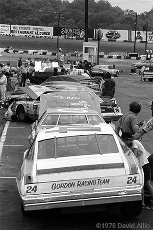 Nashville Fairgrounds 1978 Cecil Gordon