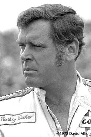 Martinsville Speedway 1978 Buddy Baker