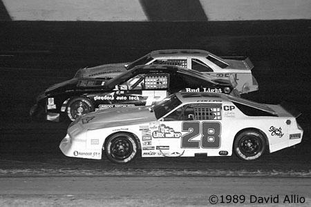 Mesa Marin Raceway 1989 Gary Collins Vince Giamformaggio
