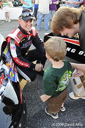 Tri-County Motor Speedway 2009 Austin Dillon