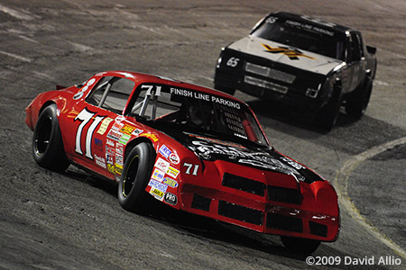 Lonesome Pine Raceway 2009 Chuck Crigger