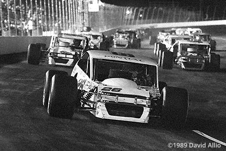 Indianapolis Raceway Park 1989 George Kent