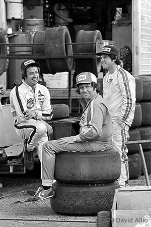 Nashville Intl Raceway 1979 Harry Gant Richard Childress