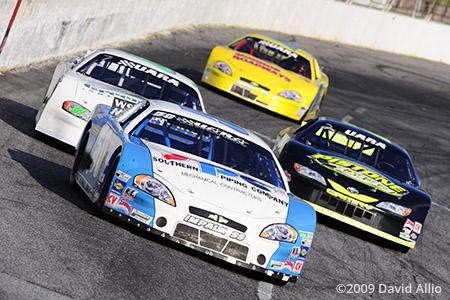 Hickory Motor Speedway 2009 Jamey Caudill