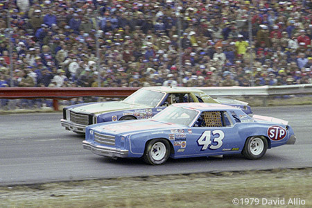 Richmond Fairgrounds Raceway 1979 Richard Petty JD McDuffie
