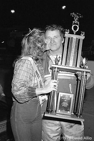 Kingsport Intl Speedway 1979 Bob Pressley