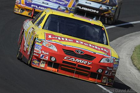 Indianapolis Motor Speedway 2009 Marcos Ambrose