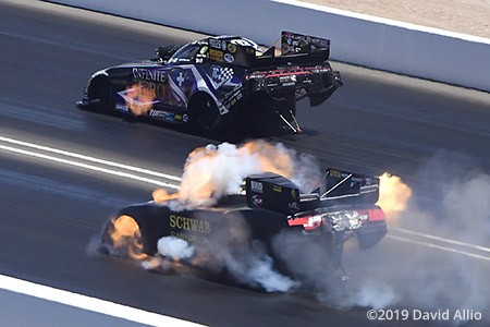 The Strip at LVMS 2019 Phil Burkart Goes Boom
