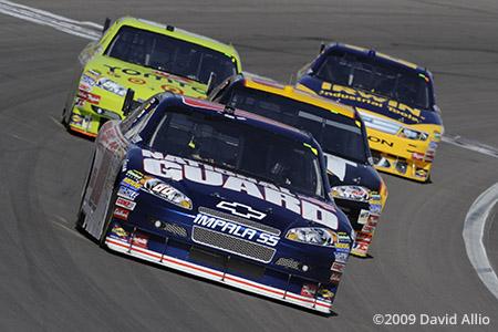 Las Vegas Motor Speedway 2009 Dale Earnhardt Jr