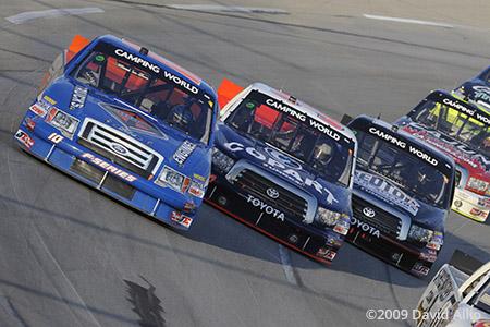 Kentucky Speedway 2009 James Buescher