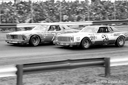 Richmond Fairgrounds Raceway 1979 Joe Millikan Richard Childress