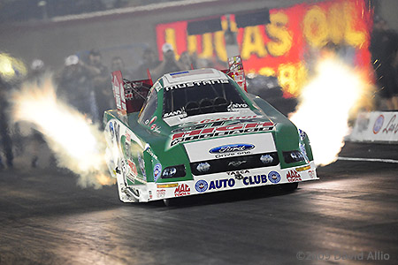 The Strip at LVMS 2009 John Force