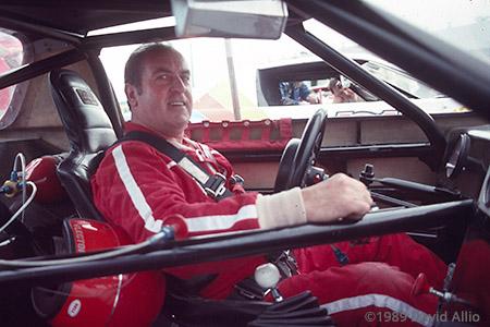Evergreen Speedway 1989 Carl Zaretzke