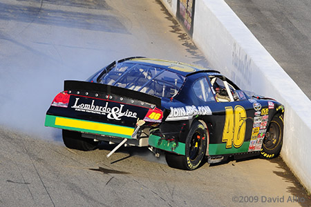 South Boston Speedway 2009 Chase Mattioli