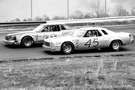 Richmond Fairgrounds Raceway 1979 Frank Warren Baxter Price