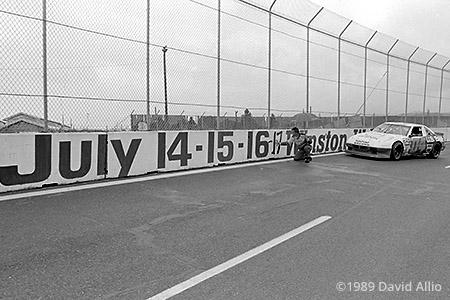 Evergreen Speedway 1989 Hershel McGriff