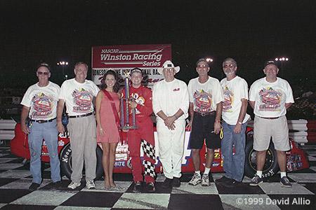 Lonesome Pine Intl Raceway 1999 Nate Monteith