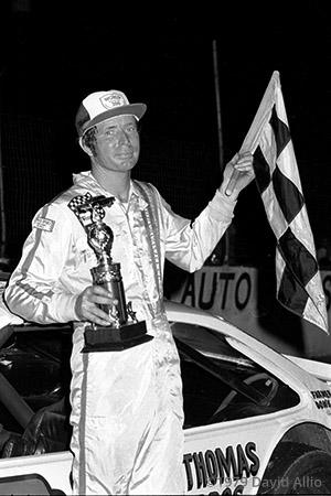 Franklin County Speedway 1979 Sam Ard
