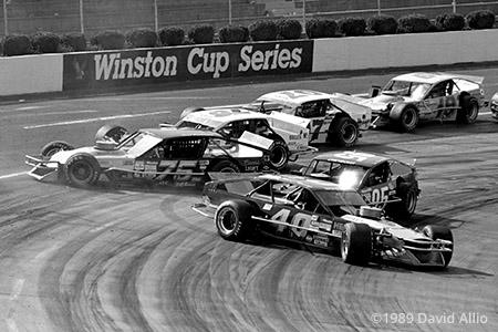 Martinsville Speedway 1989 Frank Fleming Carl Pasteryak