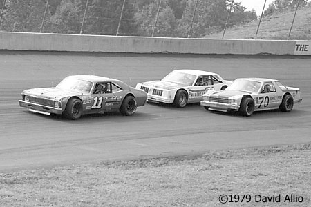 North Wilkesboro Speedway 1979 Jack Ingram David Pearson