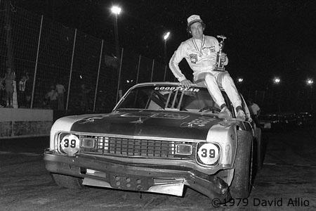 Hickory Speedway 1979 John Settlemyer