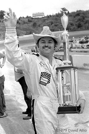 Kingsport International Speedway 1979 Larry Utsman