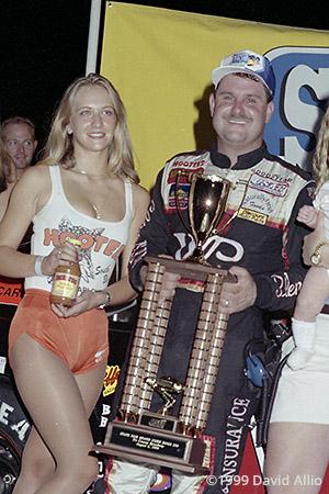 Tri-County Speedway 1999 Mario Gosselin