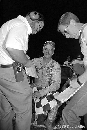 Mesa Marin Raceway 1989 Ron Hornaday Jr