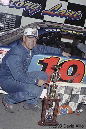 Asheville Motor Speedway 1999 Charlie Brown