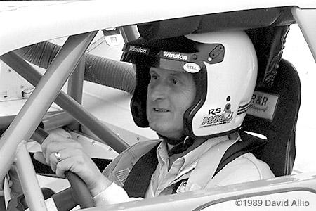 I-95 Speedway 1989 Jimmy Hatchell