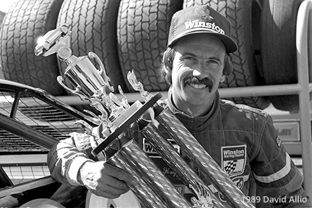San Jose Fairgrounds 1989 Bobby Hogge