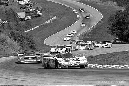 Road Atlanta 1989 Price Cobb John Nielsen