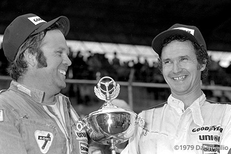 Martinsville Speedway 1979 Jerry Cook Morgan Shepherd