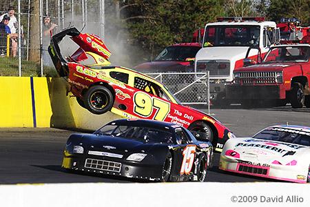 Gresham Motorsports Park 2009 Jimmy Garmon