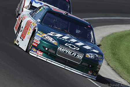 Indianapolis Motor Speedway 2009 Dale Earnhardt Jr