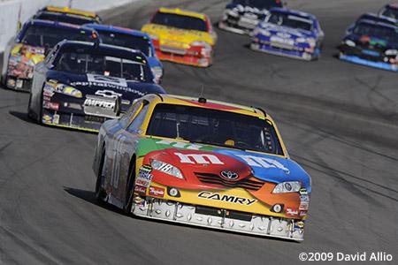 Las Vegas Motor Speedway 2009 Kyle Busch